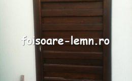 Garduri din lemn Timisoara 05