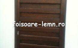 Garduri din lemn Timisoara 07