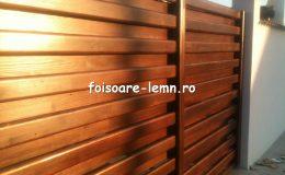 Garduri din lemn Timisoara 10