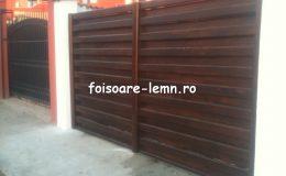 Garduri din lemn Timisoara 11