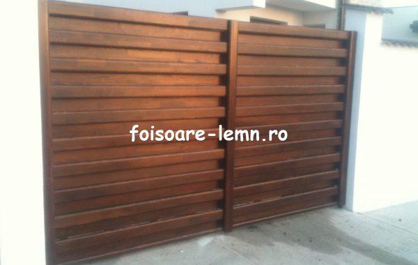 Garduri din lemn Timisoara