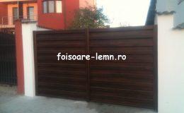 Garduri din lemn Timisoara 17