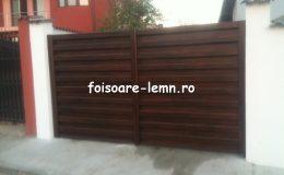 Garduri din lemn Timisoara 24