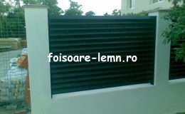 Garduri moderne pentru casa 06