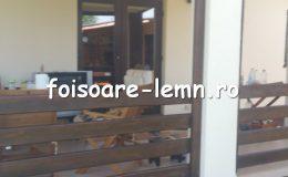 Imagini balustrade din lemn 03