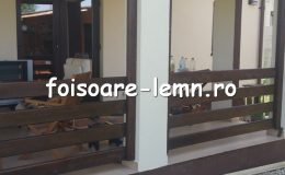 Imagini balustrade din lemn 05
