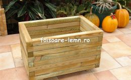 Jardiniera lemn 01