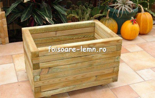 Jardiniera lemn