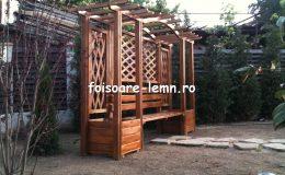 Modele de pergole de lemn 08