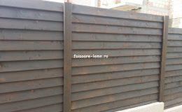 Modele garduri lemn rasinoase 13