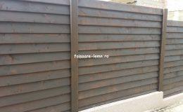 Modele garduri lemn rasinoase 14
