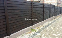 Modele garduri lemn rasinoase 17
