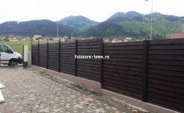 Modele garduri lemn rasinoase 19