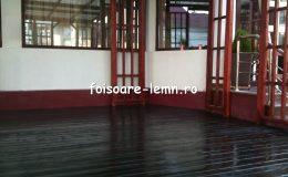 Pergola din lemn exterior 04