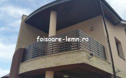 Poze balustrade din lemn 02