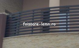 Poze balustrade din lemn 04
