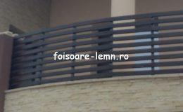 Poze balustrade din lemn 05