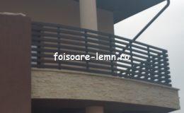Poze balustrade din lemn 08