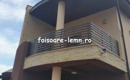 Poze balustrade din lemn 09
