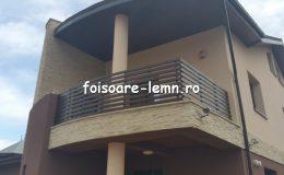 Poze balustrade din lemn 11