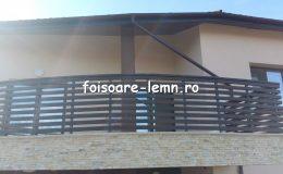 Poze balustrade din lemn 13
