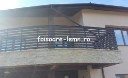 Poze balustrade din lemn 14