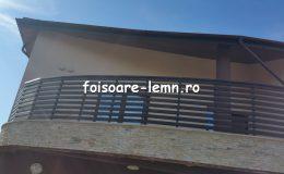 Poze balustrade din lemn 16