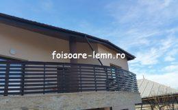 Poze balustrade din lemn 17