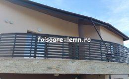 Poze balustrade din lemn 19