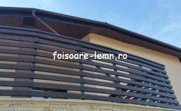 Poze balustrade din lemn 29