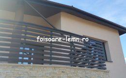 Poze balustrade din lemn 30