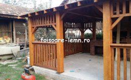 Preturi foisoare din lemn 09