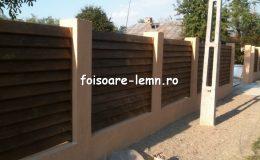 Preturi garduri din lemn moderne 01