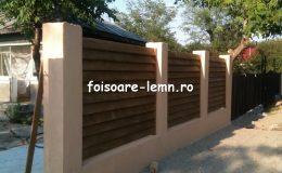 Preturi garduri din lemn moderne 10