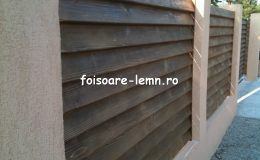 Preturi garduri din lemn moderne 13