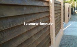 Preturi garduri din lemn moderne 15