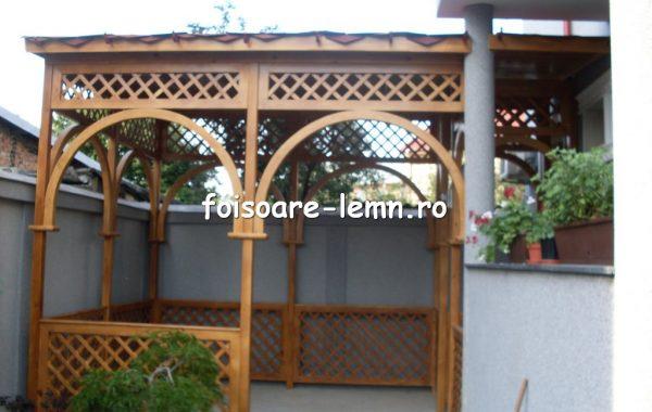 Preturi terase din lemn
