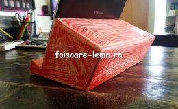 Suport tableta lemn 07