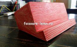 Suport tableta lemn 09